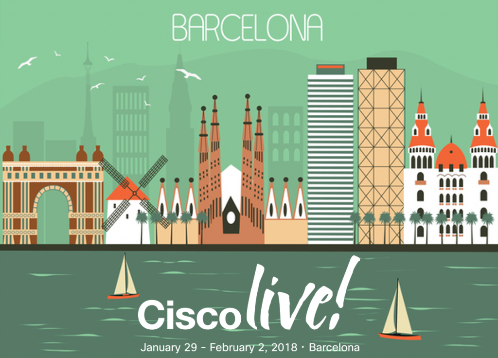 NTW auf der Cisco Live 2018 in Barcelona - NTW Software
